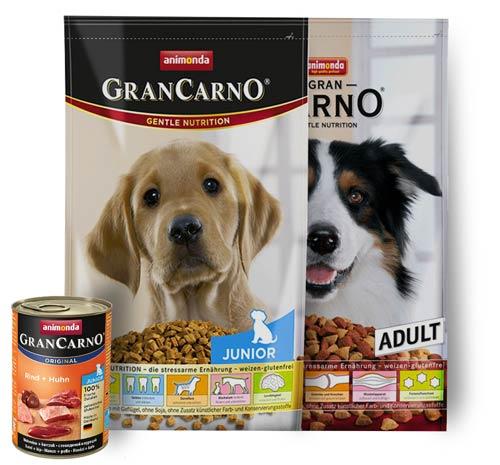 GranCarno-Hundefutter