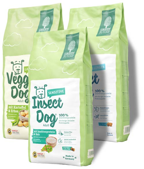 Green-Petfood-Hundefutter