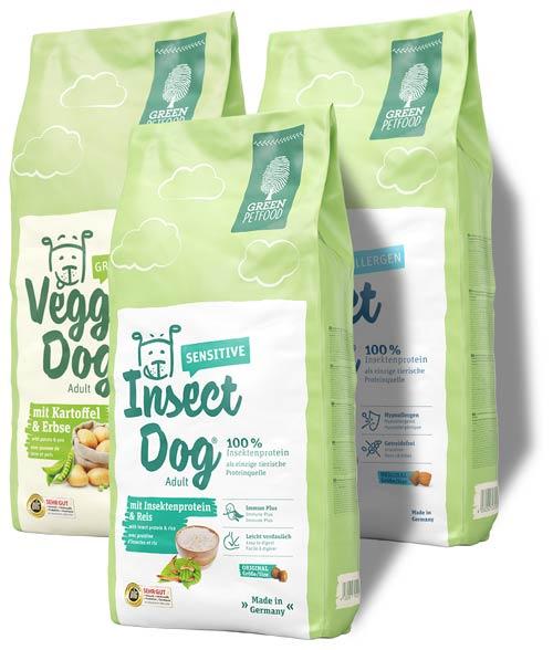 Green-Petfood-Hundefutter
