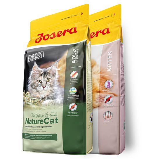 Josera-Katzenfutter