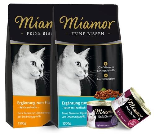 Miamor-Katzenfutter