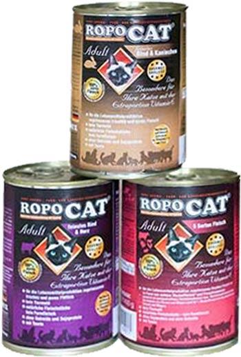 Ropocat-Katzenfutter
