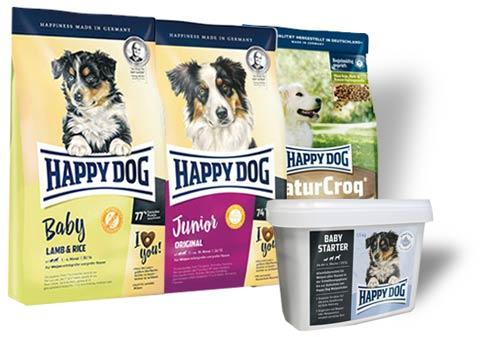 happydog-hundefutter